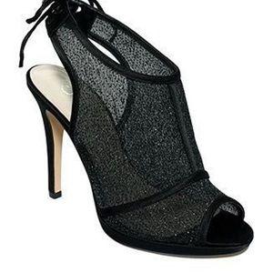 Capparos Black heel